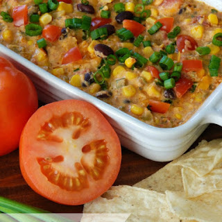Loaded Chili Con Carne Dip