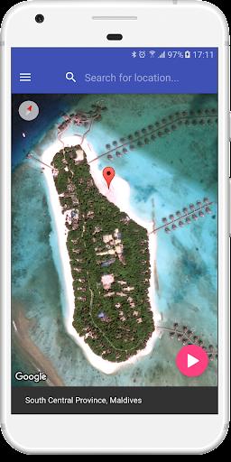 Fake GPS Location PRO 3.3 screenshots 2