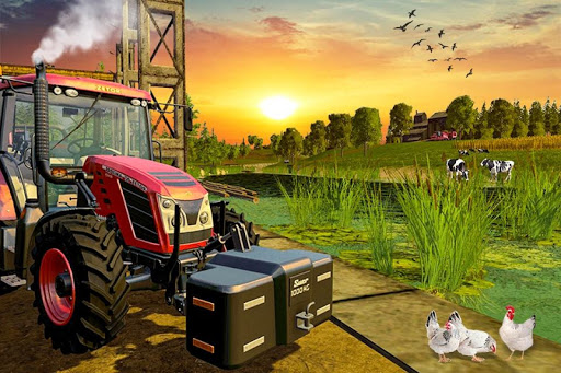 Khakassia Organic Tractor Farming Simulator 2019 2.0.3 screenshots 12