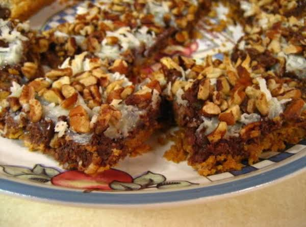Magic Cookie Bars (hello Dollies) Recipe