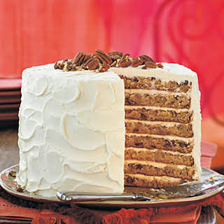 Mile-High White Chocolate Hummingbird Cake.