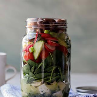 Mason Jar Chicken Salad Recipe