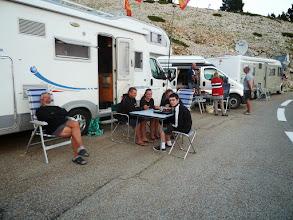 Photo: Partys vor dem Rennen Quelle: www.fahr-radwege.com