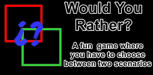 Would You Rather? game (apk) free download for Android/PC/Windows screenshot