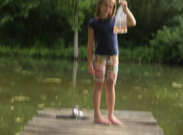 Granddaugther Fishing Recipe