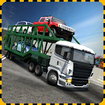 Legendary Car Transporter Icon