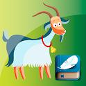 Stubborn goats icon