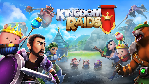 Kingdom Raids - Puzzle Wars 2.1.0 screenshots 1