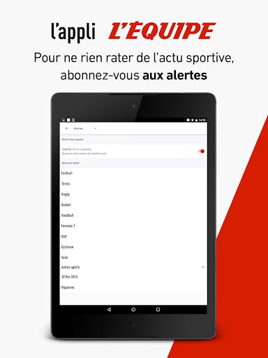 L'Équipe screenshot 12