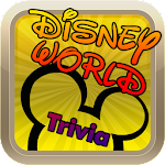 Disney World Trivia Icon