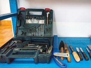 Photo: some hand tools