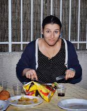 Photo: Inès, une petite faim ...