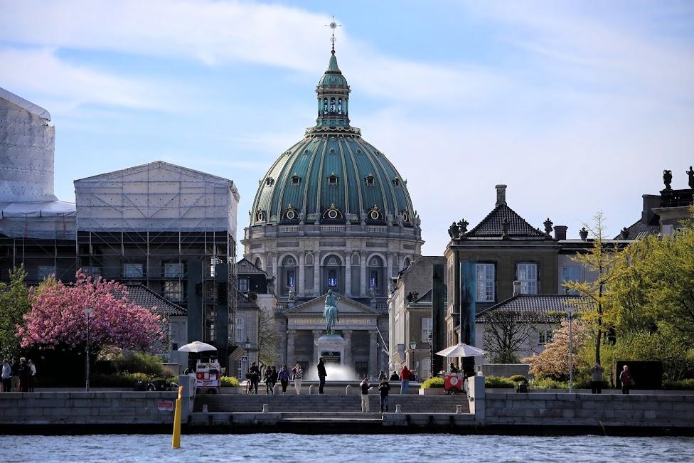 Kopenhaga, Kościół Fryderyka