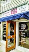 Photo: Cranberry Nail Spa in Falmouth, MA proudly displaying their BBB Accreditation