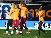 Luyindama voit rouge avec Galatasaray