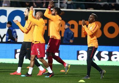 Débuts mitigés pour Christian Luyindama avec le Galatasaray