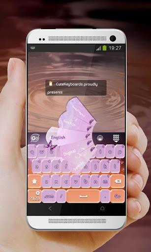 夢幻泡泡 GO Keyboard