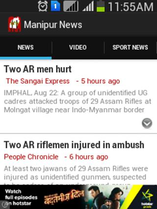 Manipur News