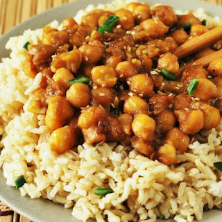 General Tso'S Chick Peas (Vegan, Gluten-Free) Recipe