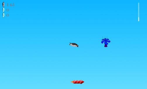 Flying penguin 4