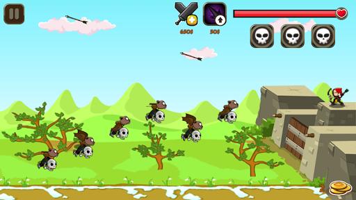 Télécharger Gratuit Superb Archer Monk apk mod screenshots 4