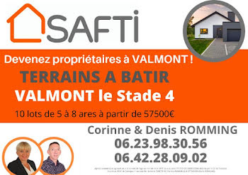 terrain à Saint-Avold (57)