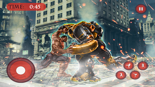 Real Fighting Immortal Gods Ring Arena Battle 3D 2 1.0 screenshots 12