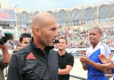 Zidane parle de Del Piero