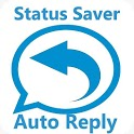 Status Saver • Messages • AutoReply for WhatsApp icon