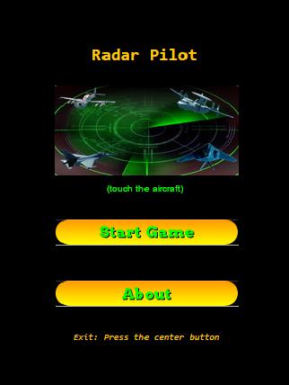 Radar Pilot