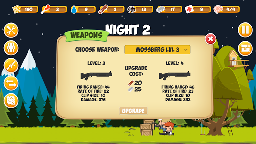Zombie Forest: Apocalypse Survival 1.22 screenshots 5