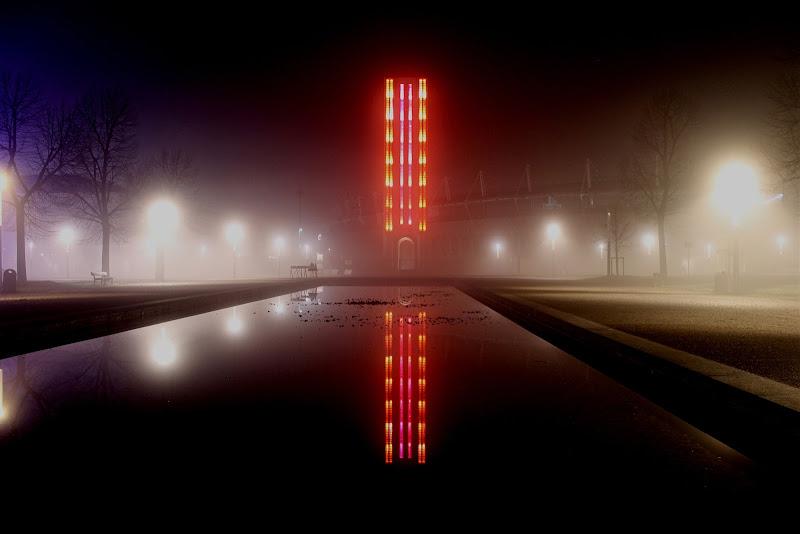 rosso e nebbia di Fabri192020