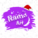BHM Name Art - My Name Art Designs Photo Editor icon