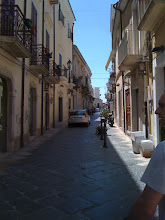 Photo: Streets of Lucera (2)