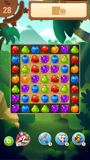 Fruits Master : Fruits Match 3 Puzzle apkpoly screenshots 14