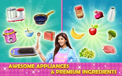 Shilpa Shetty : Domestic Diva – Cooking Diner Cafe 4