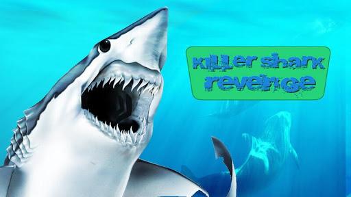 Angry Shark Killer Attack