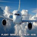 Flight Simulator Pilot 2016 icon