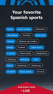 Descargar LaLiga Sports TV – Live Sports Streaming & Videos para PC ✔️ (Windows 10/8/7 o Mac) 3