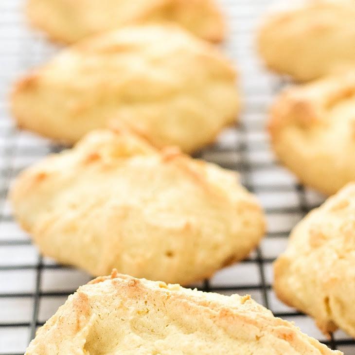 Easy Coconut Cookies Recipe