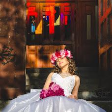 Wedding photographer Elena Shachina (fotoshe). Photo of 15.06.2015