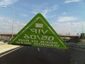 Photo: Al parking del rockinriomadrid
