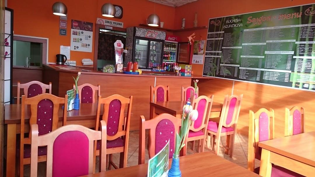 Bar Sajgon Kuchnia Azjatycka Kuchnia Azjatycka Kuchnia Chinska