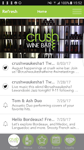 Crush Wine Bar- screenshot thumbnail