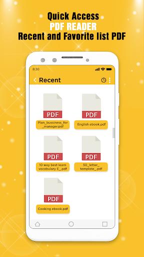 PDF Reader 2020 screenshot 2