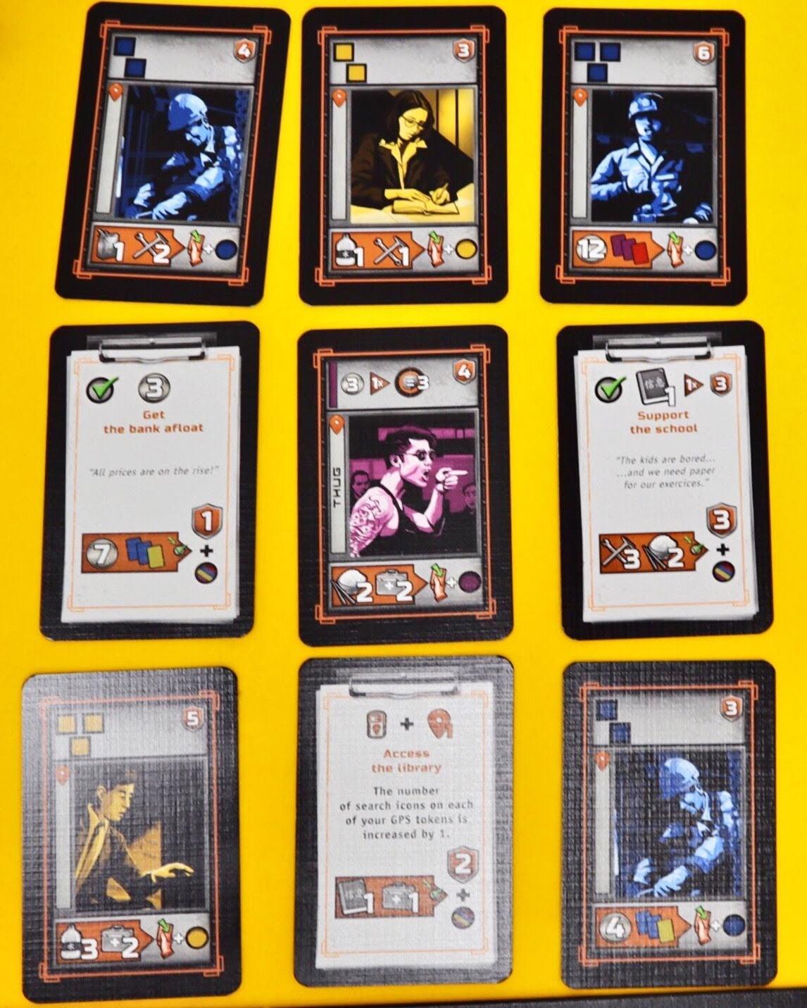 カードの購入|ブラックアウト:香港
