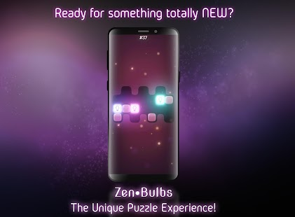 Zen Bulbs - Relaxing Puzzle Screenshot