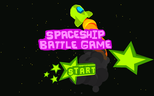 Spaceship Battle Game For Free