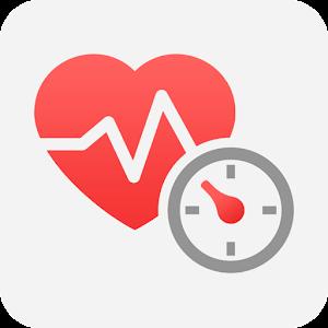 健康診断宝―血圧測定、視力測定、心拍数測定、聴覚測定、歩数計