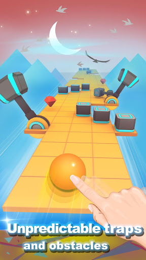 Rolling Sky screenshot 2